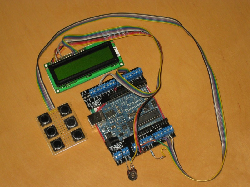 GKOS for Arduino